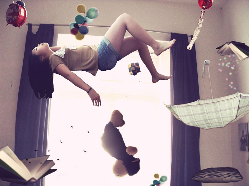 Tanja Tuyet Minh Dao - Gravity doesn`t stop me!